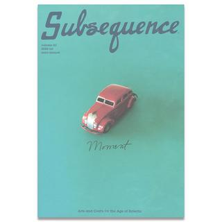 【ポイント5倍】Subsequence vol.03 「Moment」