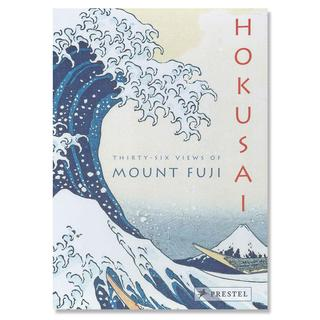 Hokusai:Thirty-Six Views of Mount Fuji