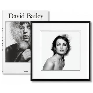 "David Bailey. Art Edition No.76-150 ""Jean Shrimpton, 1965"""
