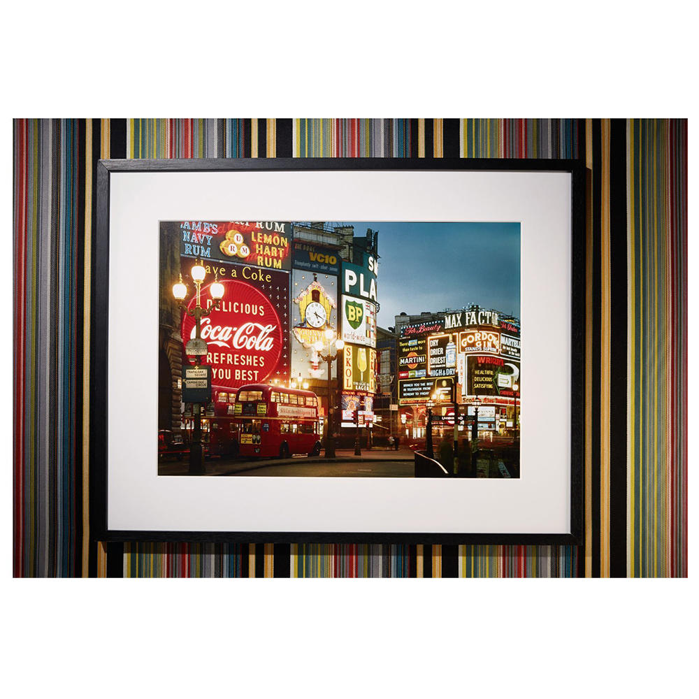 Portrait of a CityArt Edition No. 1-500 'Piccadilly Circus 1960s'