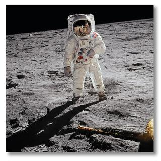 APOLLO 11. 50TH ANNIVERSARYA Man on the Moon, July 20, 1969