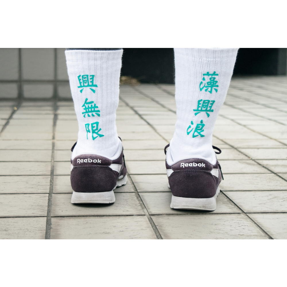 Heavyweight Crew Socks リトルサンダー
