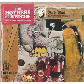 【LP】FRANK ZAPPA & THE MOTHERS OF INVENTION/UNCLE MEAT