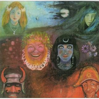 【LP】KING CRIMSON/IN THE WAKE OF POSEIDON