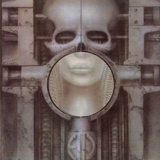 【LP】EMERSON, LAKE & PALMER/BRAIN SALAD SURGERY