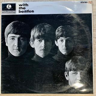 【LP】THE BEATLES/WITH THE BEATLES
