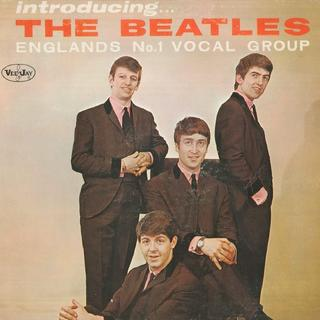 【LP】THE BEATLES/INTRODUCING THE BEATLES