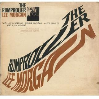 【LP】LEE MORGAN/THE RUMPROLLER