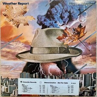 【LP】WEATHER REPORT/HEAVY WEATHER