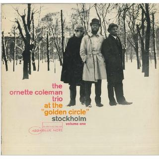 "【LP】ORNETTE COLEMAN/AT THE ""GOLDEN CIRCLE"" STOCKHOLM, VOL.1"