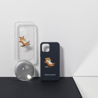 MAISON KITSUNE×NATIVE UNION メゾンキツネ×ネイティブユニオン CHILLAX FOX CASE FOR IPHONE 12/12PRO・12 MINI