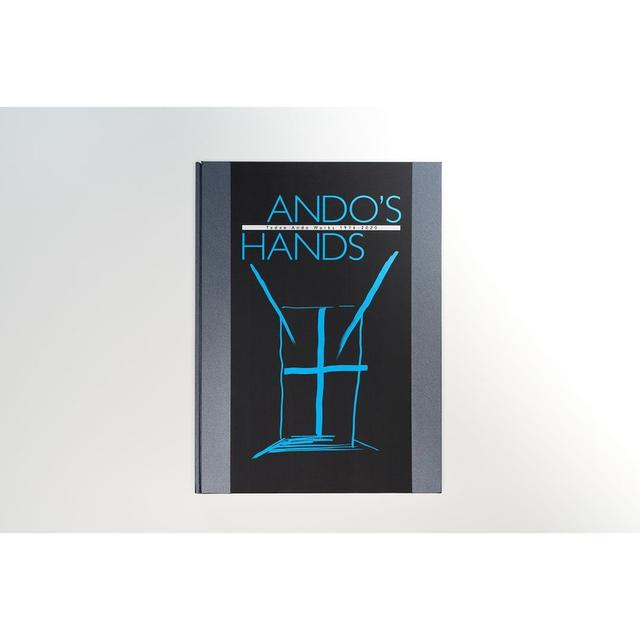 ANDO'S HANDS :TadaoAndo Works 1976-2020 安藤忠雄 大型作品集