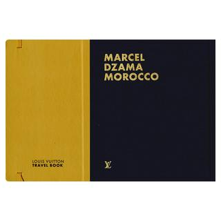 Louis Vuitton Travel Book series MOROCCO ルイヴィトン トラベルブック モロッコ