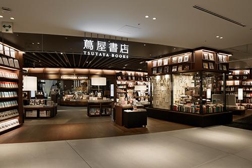 English | 梅田 蔦屋書店 | 蔦屋書店を中核とした生活提案型商業施設
